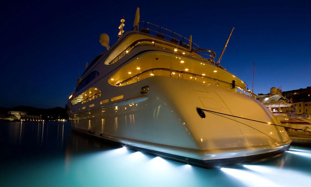 Millesime yacht de luxe